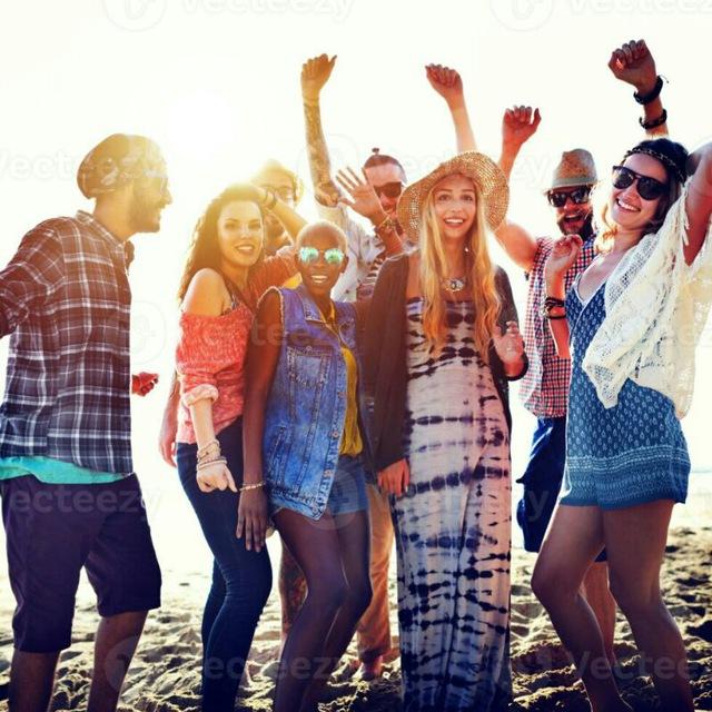 Amigos e diversão